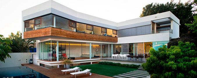 Costruir Casa. Fachada Casa Dos Pisos De Madera. Tutorial Para ...
