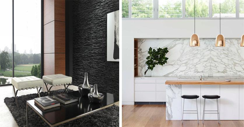 Materiales naturales para decorar tu hogar reformas - Reformas hogar malaga ...