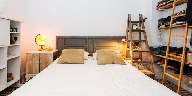 6 ideas originales para el cabecero de la cama reformas for Cabeceros de cama romanticos
