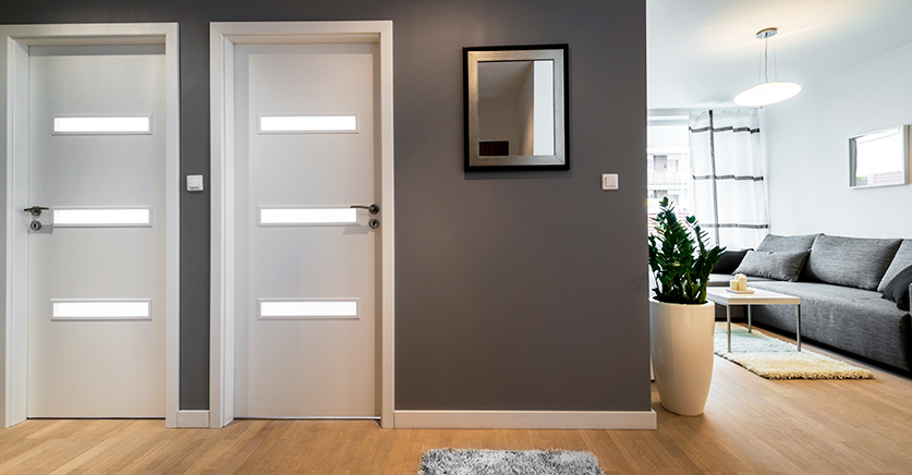 Puertas de interior para dar un toque distinto a tu hogar - Reformas hogar malaga ...