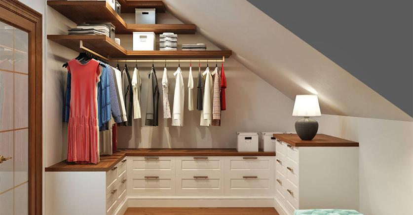 Ideas para crear un vestidor en tu hogar reformas malaga - Reformas hogar malaga ...