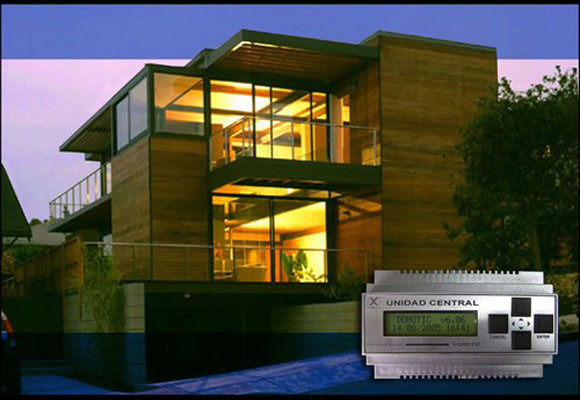 Instalaciones dom ticas la casa inteligente reformas for Domotica casa